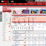 12Bet Betting Site