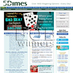 5Dimes Betting Site