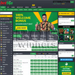 Bet9ja Betting Site