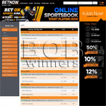 Betnow Sports Betting Site