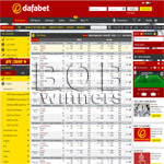 Dafabet Betting Site