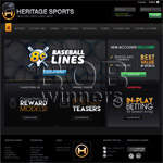 Heritage Sports Betting Site
