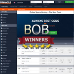 Bookmaker Pinnacle