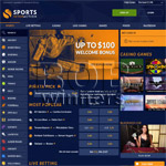 Sports Interaction  Betting Site