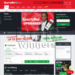 SportyBet Betting Site